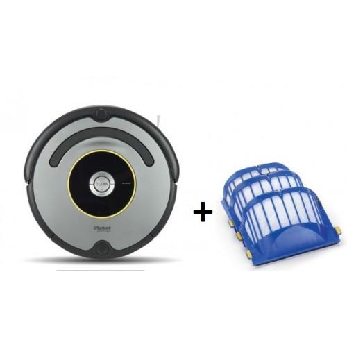 iRobot Roomba 616 + набор фильтров 5 шт.