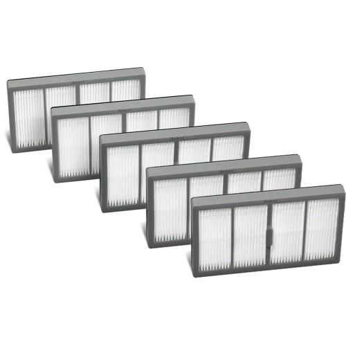 Комплект воздушных фильтров для iRobot Roomba S- серии (5 шт.)