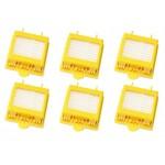 Комплект фильтров HEPA 6 шт для iRobot Roomba 700 серии