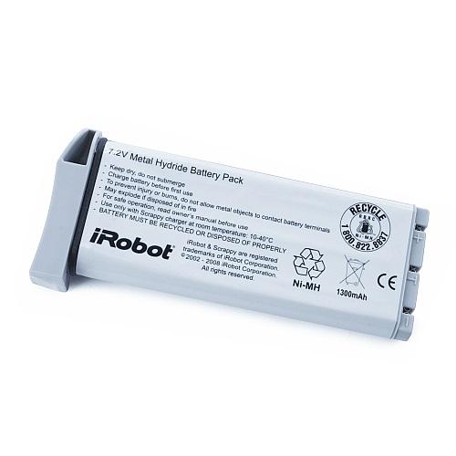Аккумуляторная батарея для iRobot Scooba 200 серии