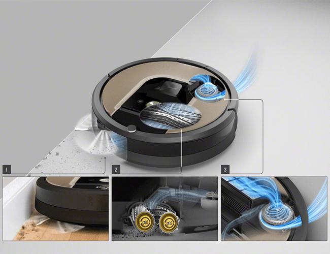 Качество убокри роботов пылесосов iRobot Roomba