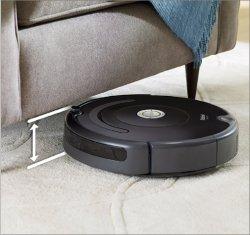 Навигация iRobot Roomba 696