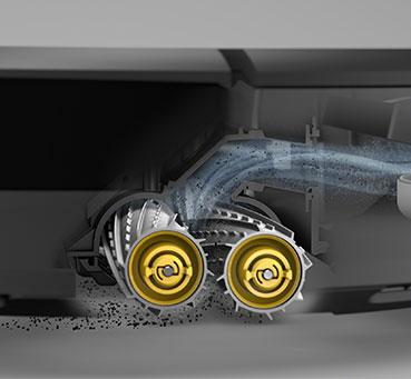 Roomba 896 - технологии уборки
