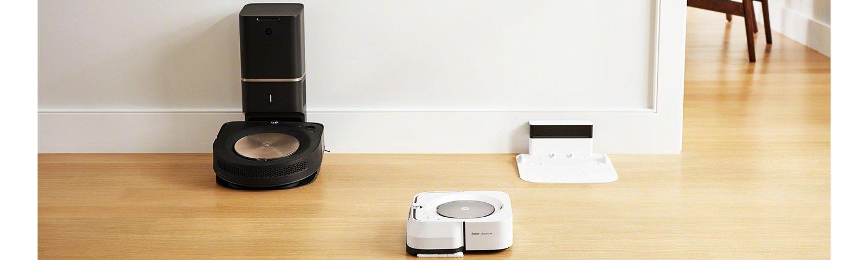Braava jet m6 синхронизируется с некоторыми моделями iRobot Roomba