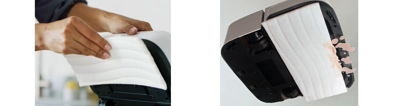 Салфетки из микрофибры для робота полотера iRobot Braava jet m6