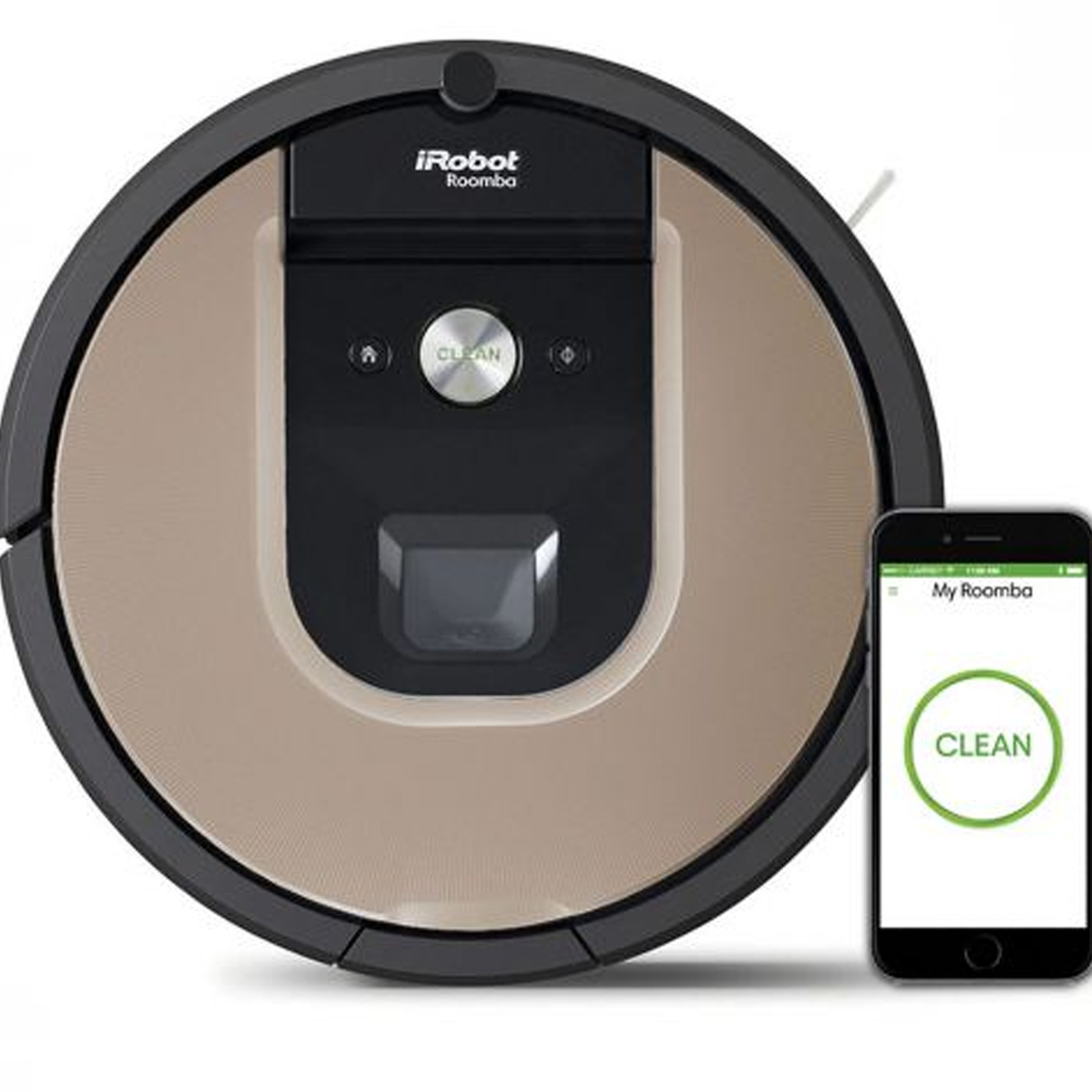 Робот пылесос iRobot Roomba 976