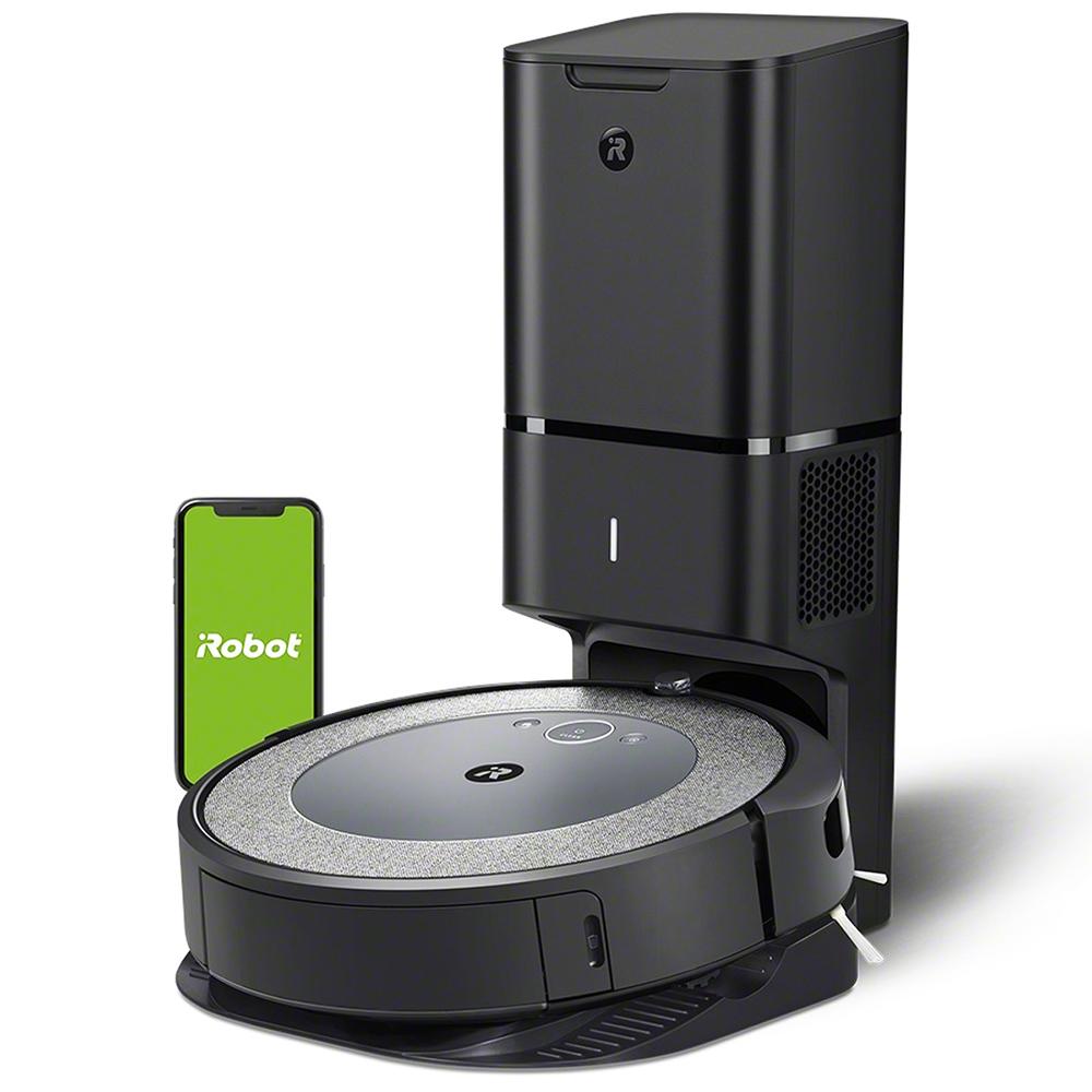 Робот пылесос iRobot Roomba i3+