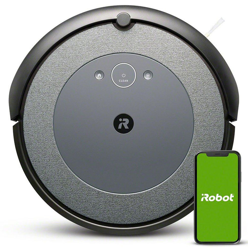 Робот пылесос iRobot Roomba i3