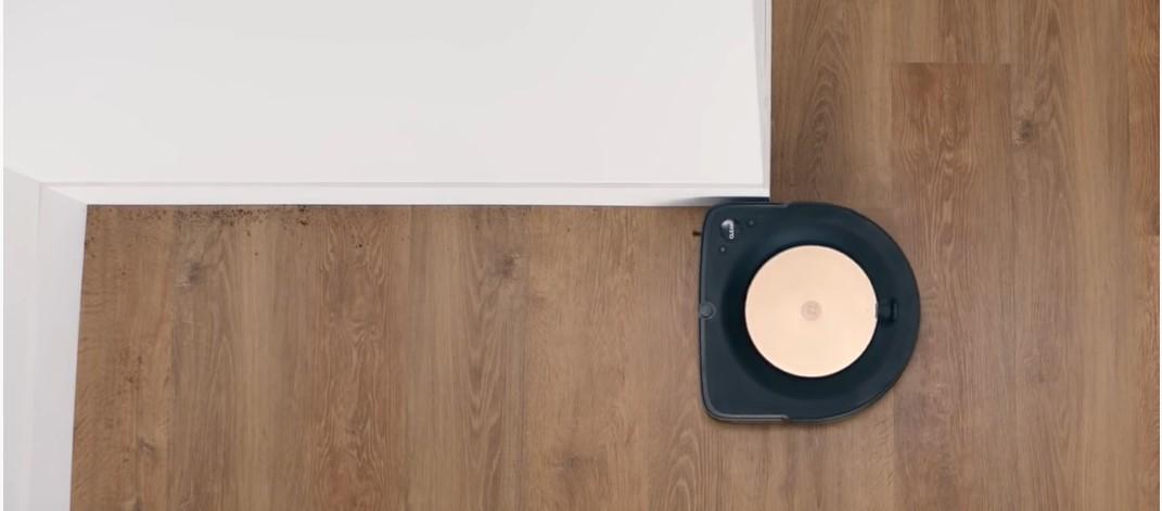 D-образная форма робота пылесоса Roomba s9+