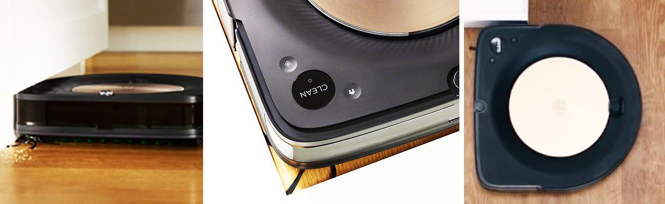 D-образная форма Roomba s9