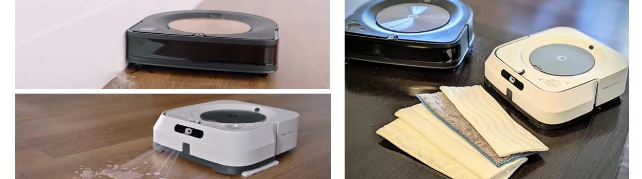 Сопряжение Roomba s9 с Braava jet m6